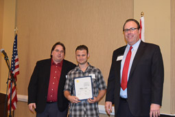 Phillip Porco, Apprenticeship Completion